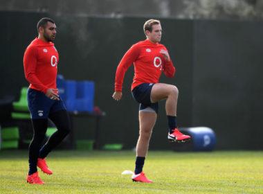 England duo Joe Marchant and Max Malins