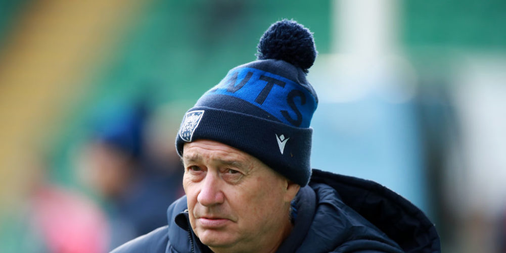 Northampton Saints director of rugby Chris Boyd