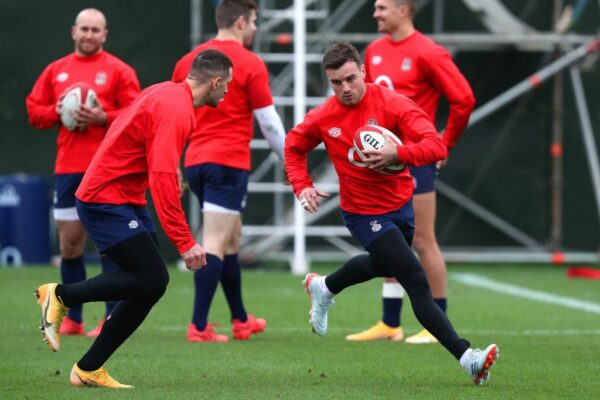 England's George Ford back at fly-half for trip to Wales