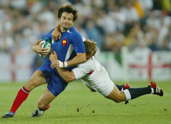 France and Stade Francais legend Christophe Dominici has died, aged 48