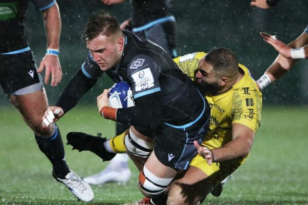Glasgow Warriors back row Matt Fagerson inspired by brother's Scotland rise