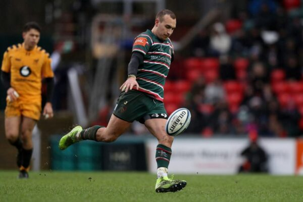 Bristol lead race for out-of-favour Leicester No.10 Tom Hardwick