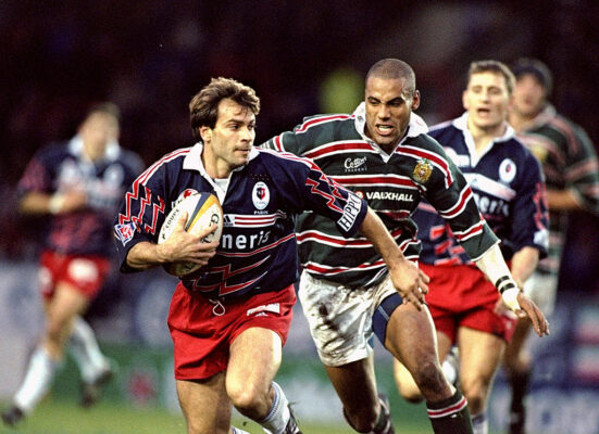 Harrington column: Top 14 clubs pay respects to France icon 'Domi'