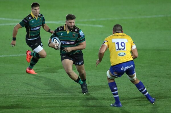 Dream Team: Northampton Saints prop Francois van Wyk