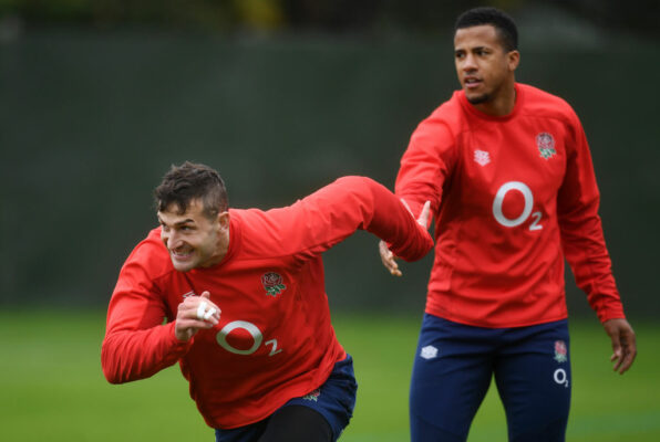 Anthony Watson the only change made by England for Autumn Nations Cup final