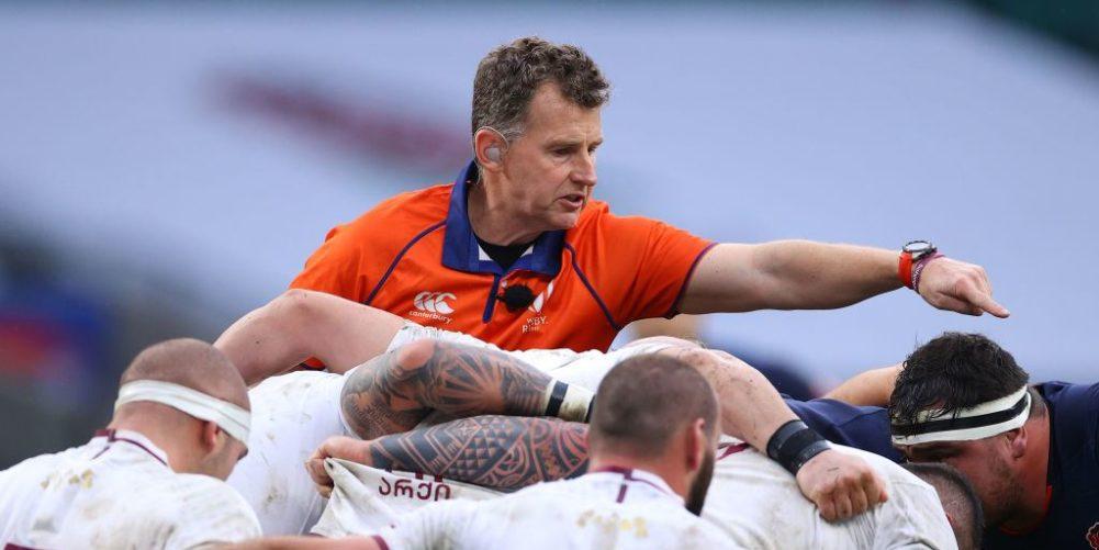 Nigel Owens has retired from international rugby