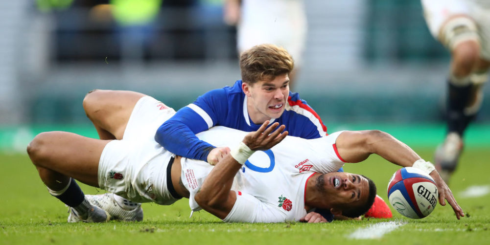 England v France - Autumn Nations Cup final
