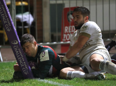 Leicester Tigers scrum-half Ben Youngs