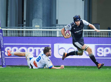Newcastle Falcons won against Castres in the Challenge Cup