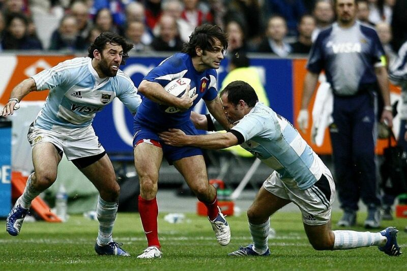 Jackson column: Christophe Dominici, so strong on the pitch, so fragile off it