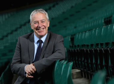 Nigel Melville is the new executive chairman of PRL
