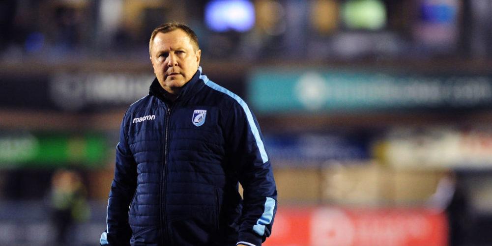 John Mulvihill has left Cardiff Blues
