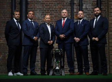 Six Nations coaches
