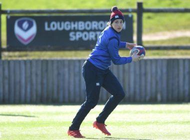 Loughborough Lightning and England centre Emily Scarratt