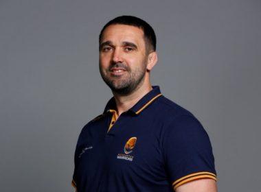 Worcester Warriors coach Jonathan Thomas