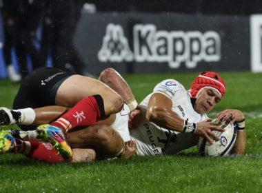 Toulouse full-back Cheslin Kolbe