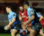 Scarlets 10-13 Cardiff Blues: Ace Jarrod Evans pushes his case for Wales
