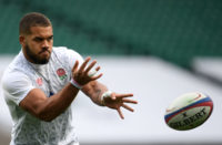 England centre Ollie Lawrence