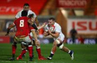 England flanker Sam Underhill