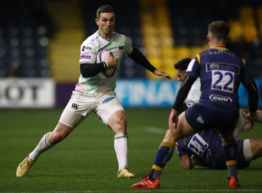 Ospreys wing George North