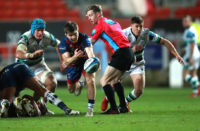 Bristol Bears scrum-half Harry Randall
