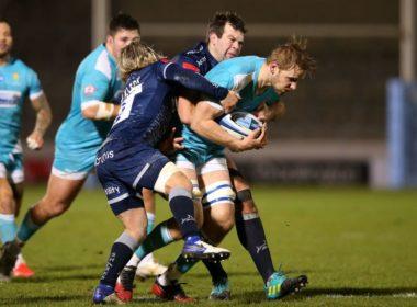 Sale Sharks lock Josh Beaumont