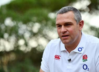 England skills coach Jason Ryles