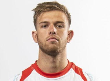 Plymouth Albion fly-half Conor Eastgate