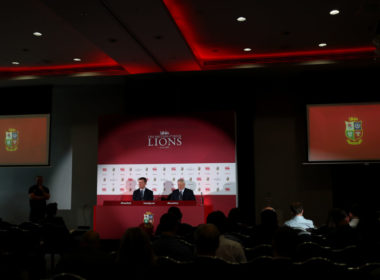 British & Irish Lions tour of South Africa 2021