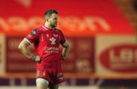 Scarlets captain Steff Hughes