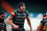 Ex-Leicester Tigers lock Blake Enever