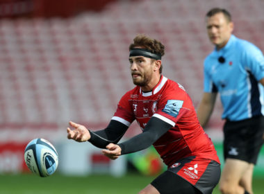 Danny Cipriani is a free agent