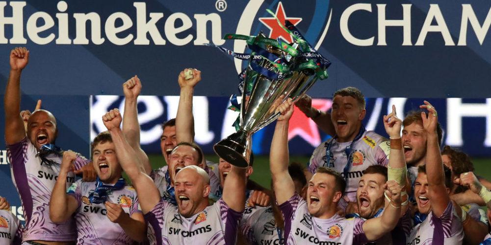 Exeter Chiefs to seek new main kit sponsor