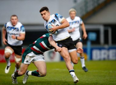 Cameron Redpath will make his Scotland debut