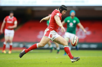 Wales full-back Leigh Halfpenny