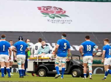 England flanker Jack Willis
