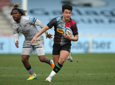 Harlequins fly-half Marcus Smith had the chance to go to the Tokyo Olympics