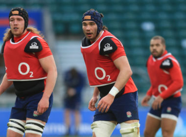 England back row George Martin could make his debut against Wales