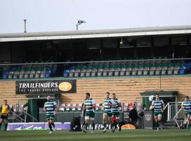 Ealing Trailfinders beat Richmond 33-24 in pre-season match
