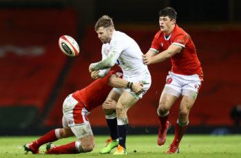England full-back Elliot Daly