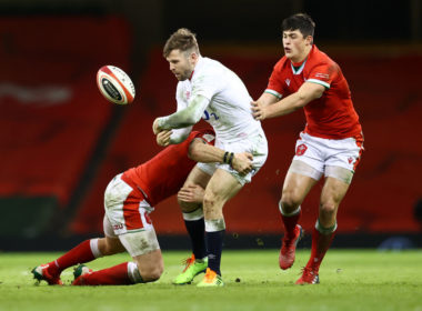 England full-back Elliot Daly