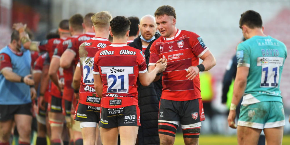 Gloucester win at last by beating Worcester