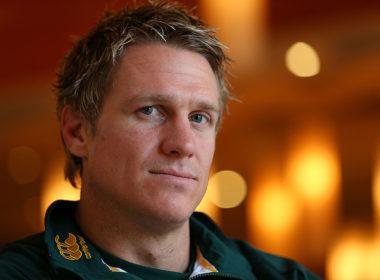 Former Springboks captain Jean de Villiers