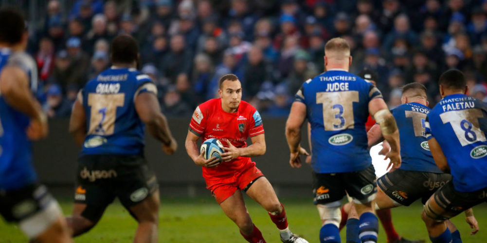 Tom Hardwick has left Leicester Tigers