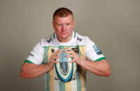 Northampton Saints hooker Reece Marshall
