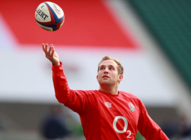 England full-back Max Malins