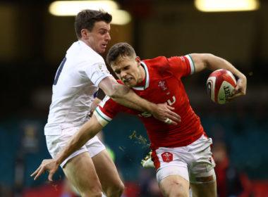Wales & Scarlets scrum-half Kieran Hardy