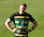 Uncapped Northampton lock David Ribbans drafted in by England