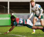 Leicester 33-32 London Irish: Exiles fall short after Hepetema head rush