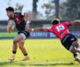 Saracens get welcome worthy of the Championship's resolve